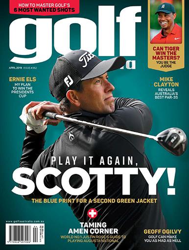 golf australia magazine claims no 1 position in readership. Black Bedroom Furniture Sets. Home Design Ideas